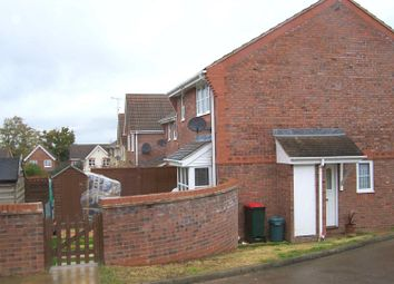 Thumbnail 1 bed terraced house to rent in Lyon Close, Maidenbower, Crawley