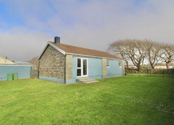 3 bed detached bungalow for sale in Tregellas Road, Mullion, Helston TR12
