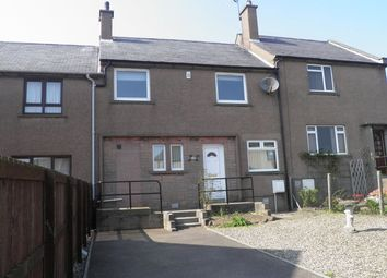 Thumbnail 3 bed terraced house to rent in Lethnot Road, Arbroath
