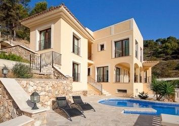 Thumbnail 4 bed villa for sale in Portals Nous, Balearic Islands, Spain