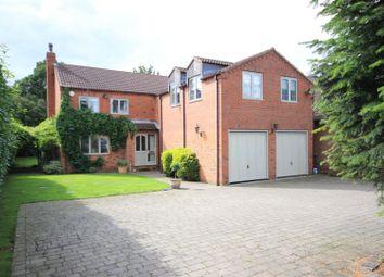 Thumbnail 5 bed detached house for sale in Fishlake Nab, Fishlake, Doncaster