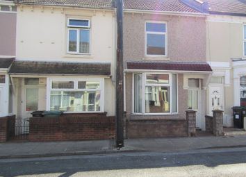Thumbnail 2 bed terraced house to rent in Paulsgrove Road, Portsmouth, Hampshire