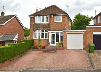 Thumbnail 3 bed detached house for sale in Crabbs Cross Lane, Crabbs Cross, Redditch