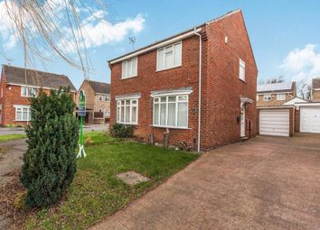 Thumbnail 2 bed semi-detached house to rent in Aberdeen Road, Darlington