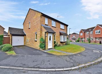Thumbnail 2 bed semi-detached house for sale in Windsor Close, Southwater, Horsham, West Sussex