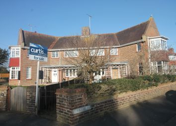Thumbnail 4 bed semi-detached house for sale in Heene Way, West Worthing
