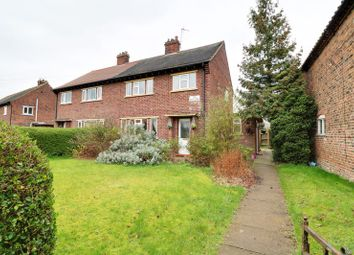Thumbnail 3 bed semi-detached house for sale in The Poplars, Barrow-Upon-Humber