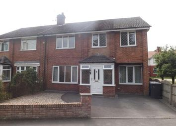 Thumbnail 4 bed semi-detached house for sale in Ferry Lane, Thelwall, Warrington, Cheshire