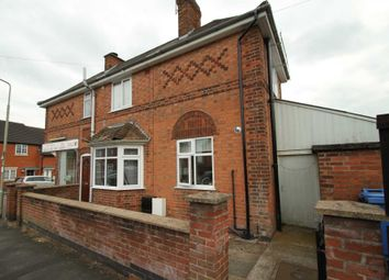 Thumbnail 3 bedroom semi-detached house to rent in Kitchener Road, Anstey, Leicester