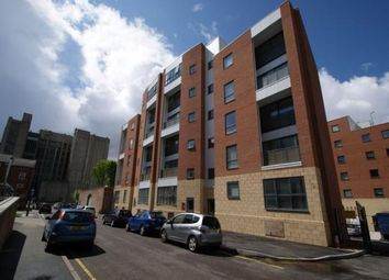 Thumbnail 2 bed flat to rent in Epworth Street, Liverpool