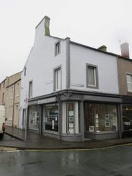 Thumbnail Retail premises for sale in South William Street/Vulcans Lane, 1, Workington