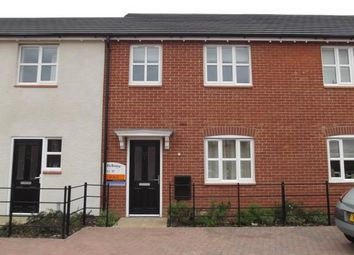 Thumbnail 3 bed terraced house for sale in Usbourne Way, Ibstock