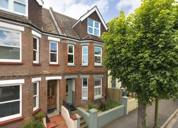 Thumbnail 4 bed terraced house for sale in Bournemouth Road, Folkestone