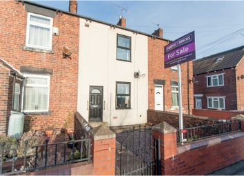 Thumbnail 2 bed terraced house for sale in Midland Road, Barnsley
