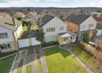 Thumbnail 4 bed detached house for sale in The Chase, Furnace Green, Crawley, West Sussex