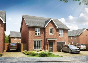"Thumbnail 4 bed detached house for sale in ""Corgarff"" at Inverlair Avenue, Glasgow"