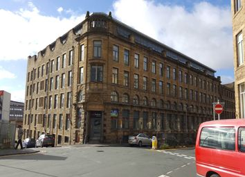 Thumbnail 1 bed flat to rent in Grattan Road, Bradford
