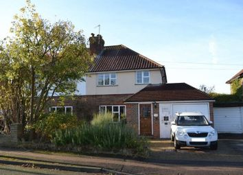 Thumbnail 3 bed semi-detached house for sale in Estridge Way, Tonbridge