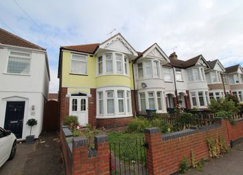 Thumbnail 3 bed end terrace house for sale in Norman Place Road, Coventry