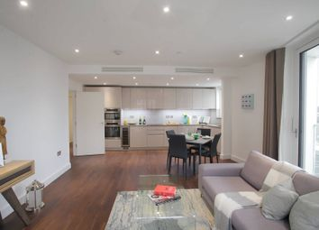 Thumbnail 2 bed flat to rent in Haydn Tower, Nine Elms Point, 50 Wandsworth Road