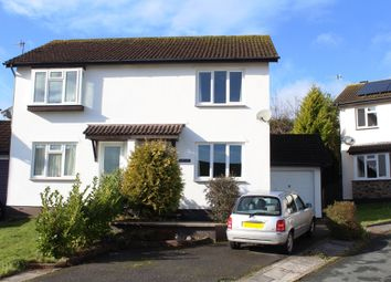 Thumbnail 2 bedroom semi-detached house to rent in Moor View Drive, Teignmouth