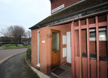Thumbnail 1 bedroom maisonette for sale in Andrewes Walk, Leicester