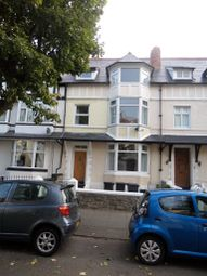 Thumbnail Studio to rent in Flat 4, 5 Charlton Street, Llandudno