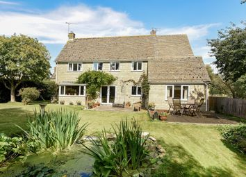 Thumbnail 5 bed detached house for sale in Kelmscott, Lechlade