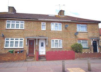 Thumbnail Terraced house for sale in Dagenham Road, Rush Green, Romford