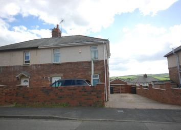Thumbnail 3 bed semi-detached house for sale in Hunter Avenue, Ushaw Moor, Durham