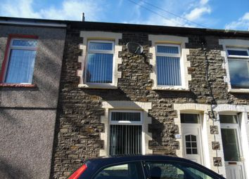 Thumbnail 3 bedroom terraced house to rent in Victoria Street, Merthyr Vale, Merthyr Tydfil