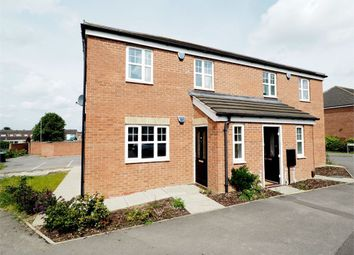Thumbnail 2 bedroom flat for sale in Ashwood Avenue, Kirkby-In-Ashfield, Nottinghamshire