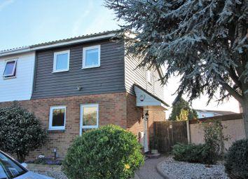 Thumbnail 3 bed semi-detached house for sale in Burlington Court, Basildon