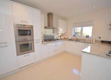 Thumbnail 4 bed detached house for sale in Birket Drive, Widnes