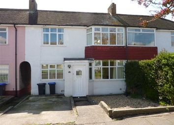 Thumbnail 2 bed terraced house to rent in Fircroft Avenue, Lancing