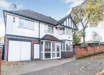4 bed detached house for sale in Regent Road, Handsworth, Birmingham B21
