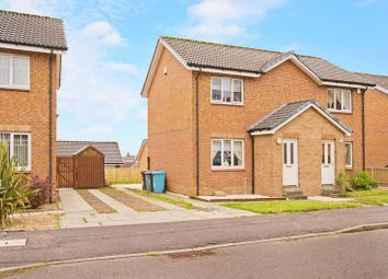 Thumbnail 2 bed semi-detached house for sale in Ferguson Way, Airdrie