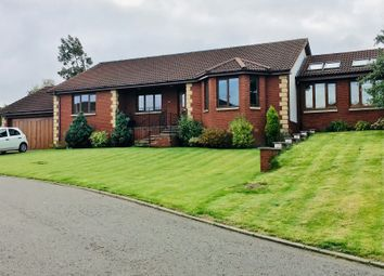 Thumbnail 4 bed detached bungalow for sale in 18 Queens Haugh, Carnock