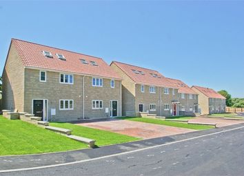Thumbnail 4 bed semi-detached house for sale in The Sidings, Shepton Mallet