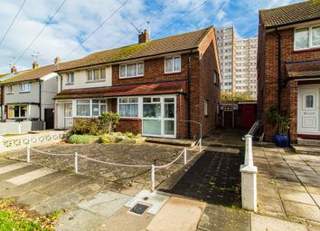 3 bed semi-detached house for sale in Canterbury Avenue, Southend-On-Sea SS2