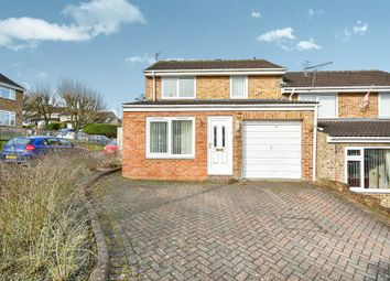 Thumbnail 3 bed end terrace house for sale in Knowlands, Highworth, Swindon