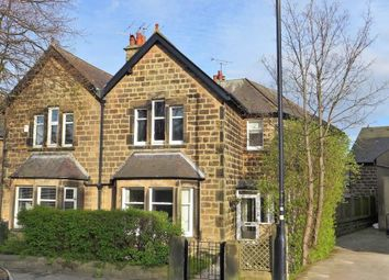 Thumbnail 3 bed semi-detached house for sale in King Edwards Drive, Harrogate