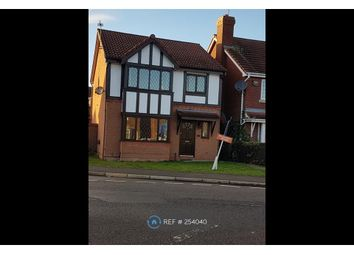 Thumbnail 3 bedroom detached house to rent in Stenson Road, Derby