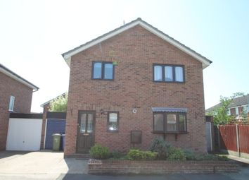 Thumbnail 3 bed detached house to rent in Mcleod Close, Grays, Essex