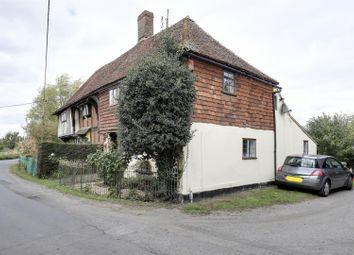 Thumbnail 2 bedroom semi-detached house for sale in Teynham Street, Teynham, Sittingbourne