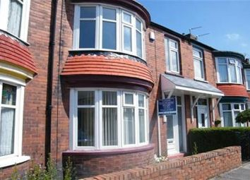 Thumbnail 3 bedroom property to rent in Hambledon Road, Middlesbrough