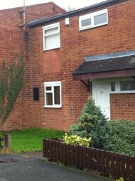 Thumbnail 2 bed terraced house to rent in Sinclair Close, Sinfin, Derby