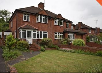 Thumbnail 3 bed semi-detached house to rent in Gravel Hill, Croydon