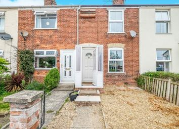Thumbnail 2 bed terraced house for sale in Gillingham, Beccles, Norfolk