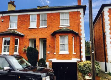 Thumbnail 3 bed semi-detached house for sale in Ladbroke Road, Epsom, Surrey
